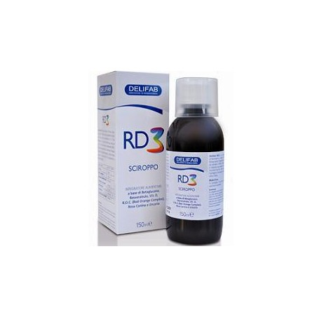 DELIFAB RD3 SCIROPPO 150ML