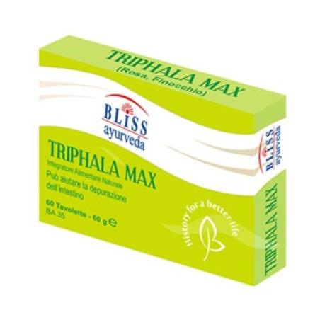 TRIPHALA MAX 60CPR