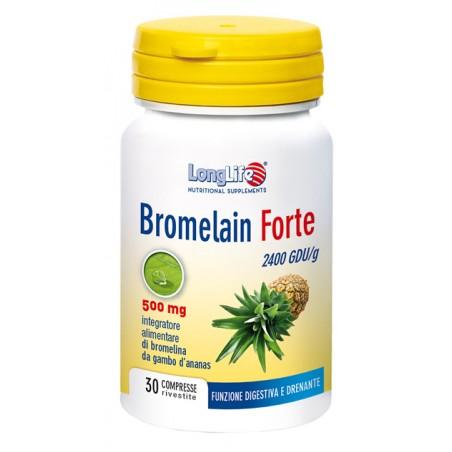 LONGLIFE BROMELAIN FORTE 30CPR