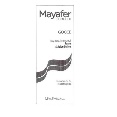 MAYAFER COMPLEX GOCCE 12ML