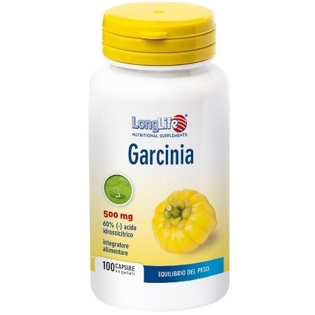 LONGLIFE GARCINIA 60% 100CPS