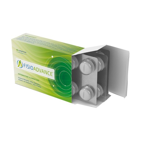 FISIOADVANCE 60CPR