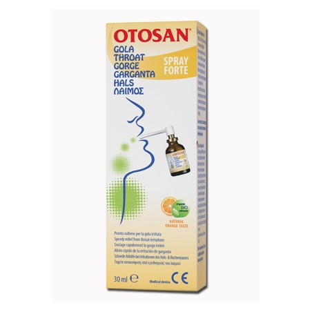 OTOSAN GOLA SPRAY FORTE 30ML