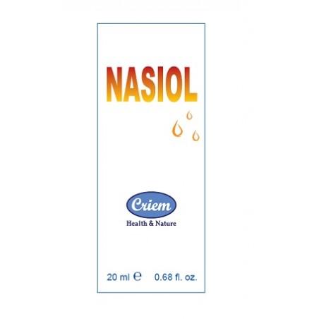 NASIOL GOCCE 20ML