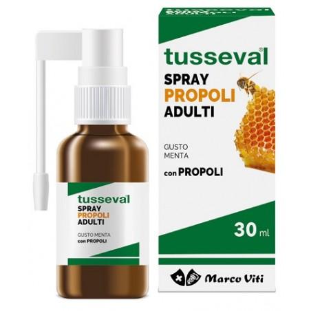 TUSSEVAL GOLA PROP SPRAY AD