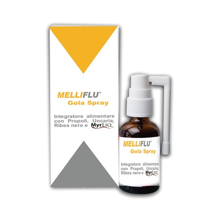 MELLIFLU GOLA SPRAY 15ML