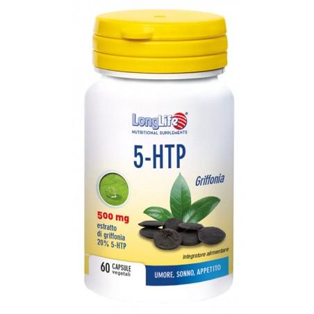 LONGLIFE 5-HTP 60CPS VEG