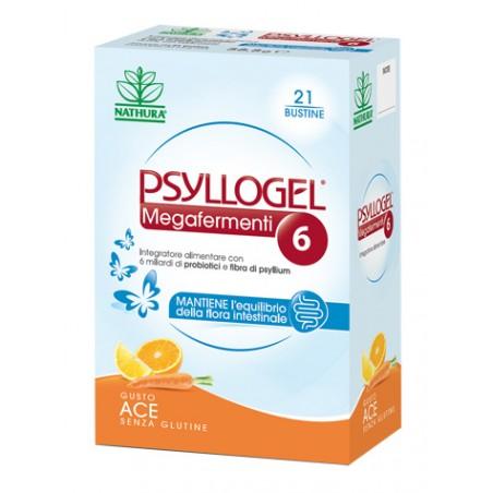 PSYLLOGEL MEGAFERMENTI 6 ACE