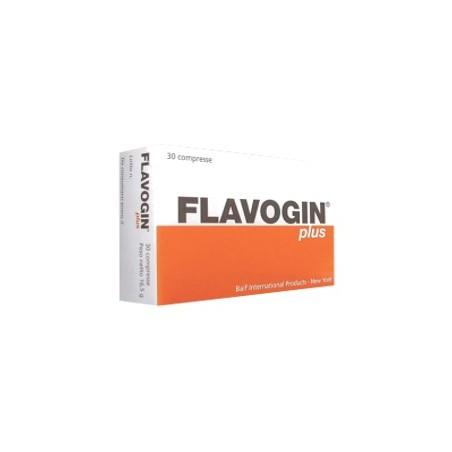 FLAVOGIN PLUS 30CONF