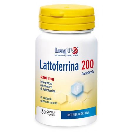 LONGLIFE LATTOFERRINA200 30CPS