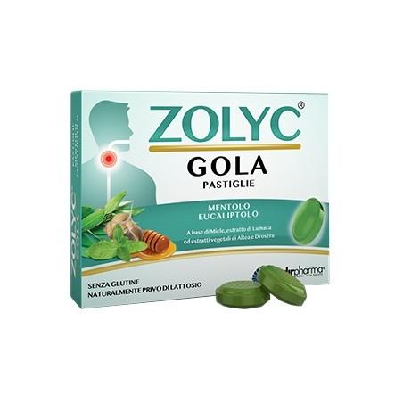 ZOLYC GOLA MENTOLO/EUCAL36PAST