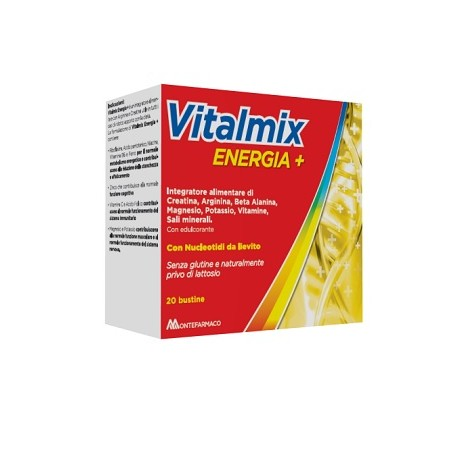 VITALMIX ENERGIA + 20BUST