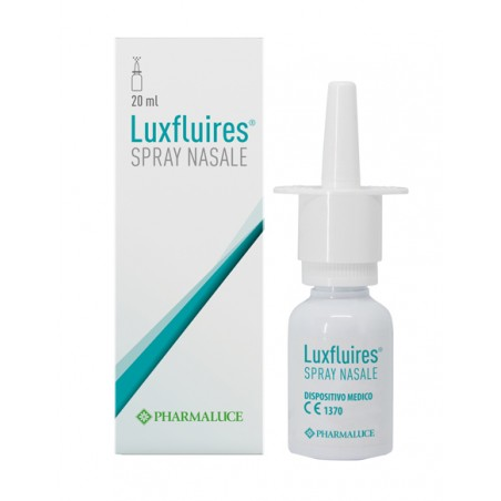 LUXFLUIRES SPRAY NASALE 20ML