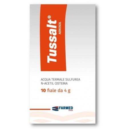 TUSSALT AEROSOL 10F 2ML