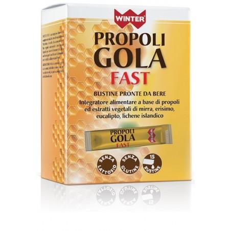 WINTER PROPOLI GOLA FAST15BUST