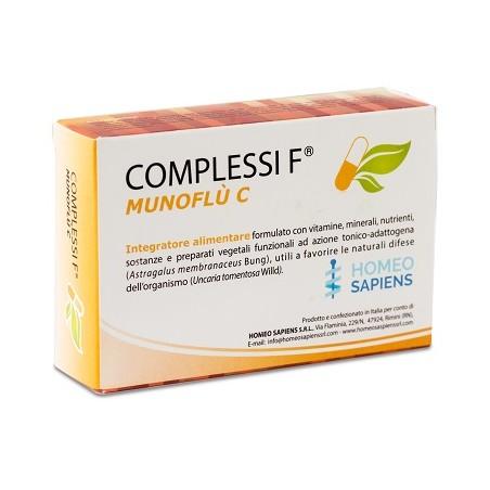 COMPLESSI F MUNOFLU' C 30CPR