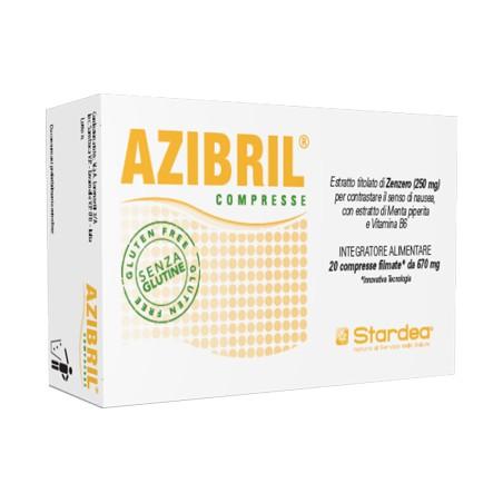 AZIBRIL 20CPR FILMATE 670G