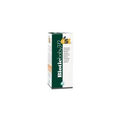 GSE BIOTIC BABY 3-12 BEV 250ML