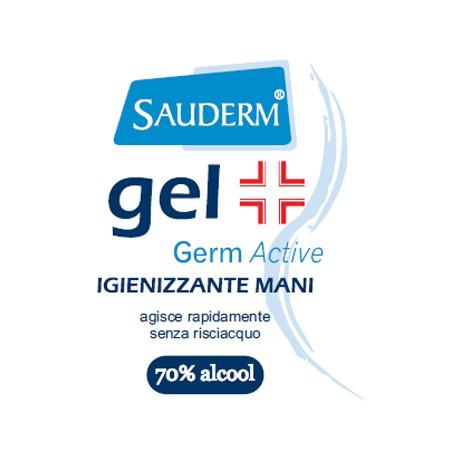 SAUDERM GEL IGIEN MANI 100ML