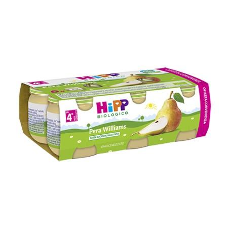 HIPP BIO OMOG PERA W 100% 6X80