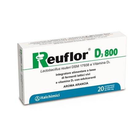 REUFLOR D3 800 20CPR MASTIC