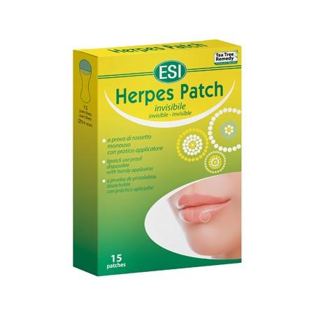 ESI TEA TREE HERPES PATCH 15CE
