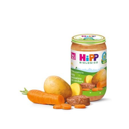HIPP BABY SPEZZATINO VERDURE