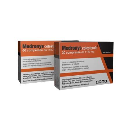 MEDRONYS COLESTEROLO 60CPR