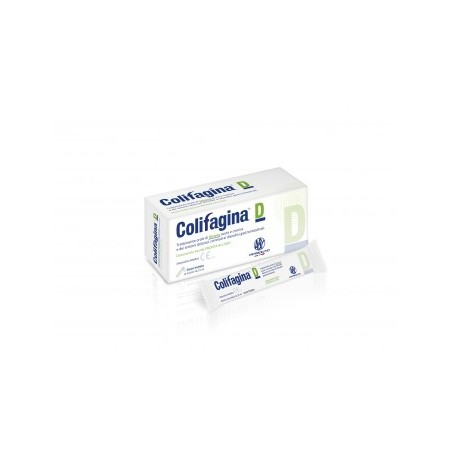 COLIFAGINA D 12BUST 15ML