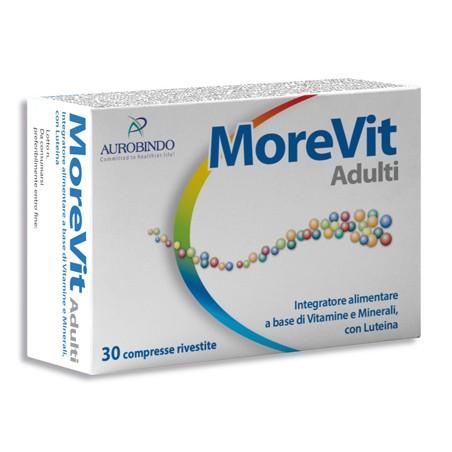 MOREVIT ADULTI 30CPR