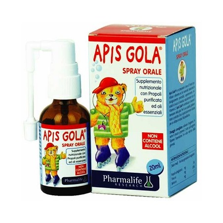 APIS GOLA SPRAY 20ML