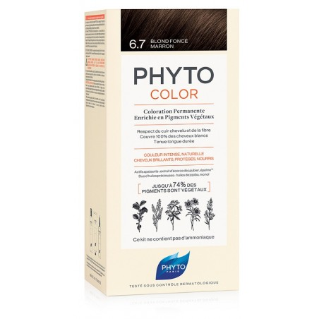 PHYTOCOLOR 6.7 BIONDO SCU TABA