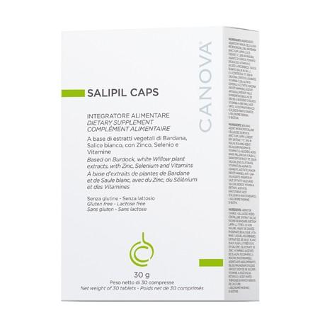 SALIPIL CAPS CANOVA 30CPR NEW
