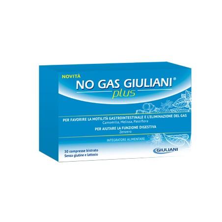 NO GAS GIULIANI PLUS 30CPR BIS