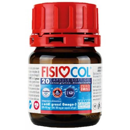 FISIOCOL OMEGA 3 20CPS