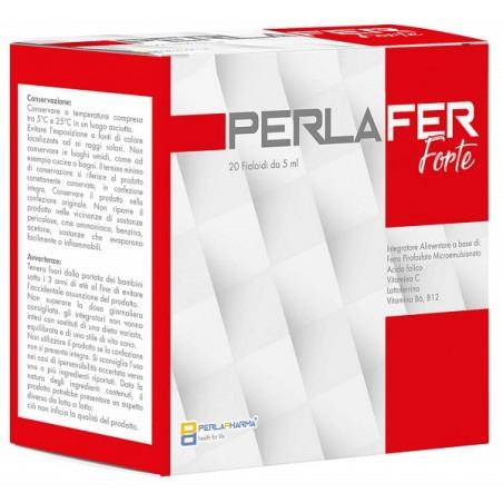 PERLAFER FORTE 20F 5ML