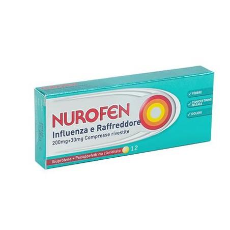 NUROFEN INFLUENZA RAFFR%12CPR