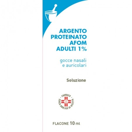 ARGENTO PROTEINATO%1% 10ML