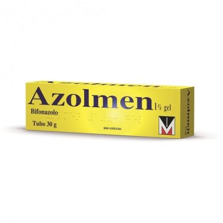 AZOLMEN%GEL 30G 1%