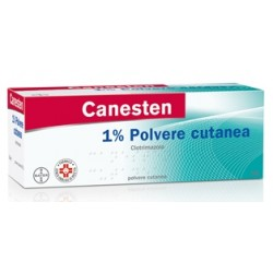 CANESTEN%POLV CUT 1FL 30G 1%