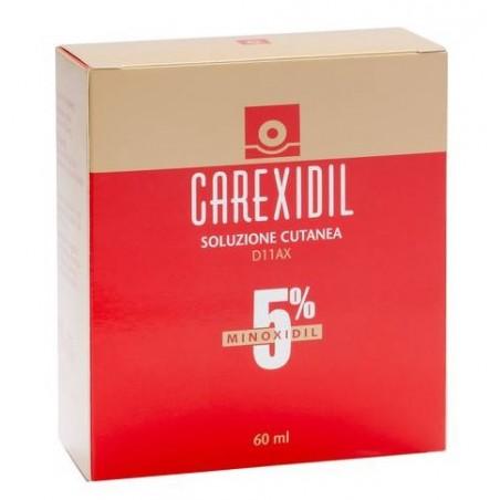 CAREXIDIL%SOLUZ CUT 60ML 5%