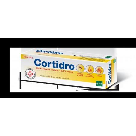 CORTIDRO%CREMA 20G 0,5%