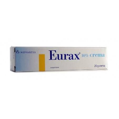 EURAX%CREMA DERM 20G 10%