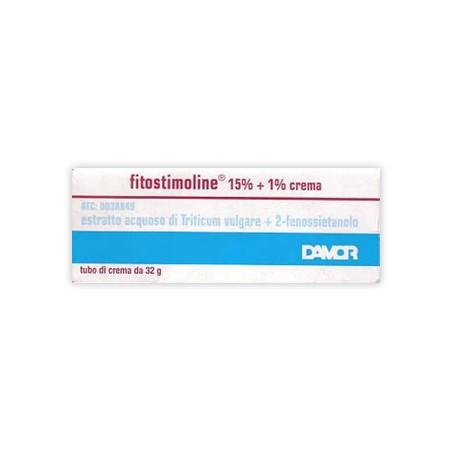 FITOSTIMOLINE%CREMA 32G 15%+1%