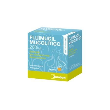 FLUIMUCIL MUC%OS 30BS S/Z 200M