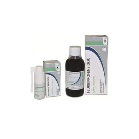 FLURBIPROFENE DOC%OS SPRAY15ML
