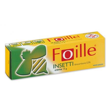 FOILLE INSETTI%CREMA 15G 0,5%