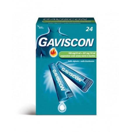 GAVISCON%24BUST 500+267MG/10ML