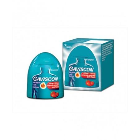 GAVISCON%16CPR MAST250+133,5MG