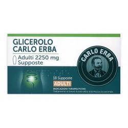 GLICEROLO%AD 18SUPP 2250MG